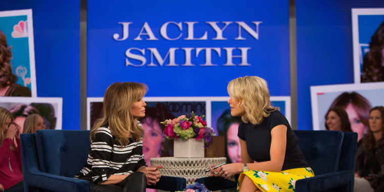 Jaclyn Smith on TODAY