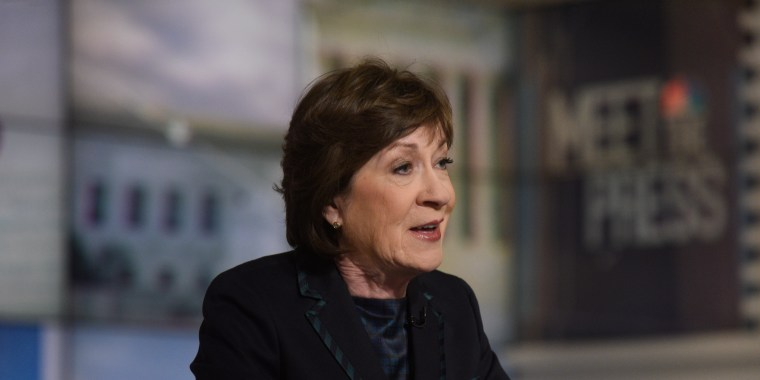 Sen. Susan Collins, R-Maine, said Sunday that former FBI Director James Comey should have waited to 'cash in' on memoir.