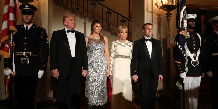 White House French state dinner