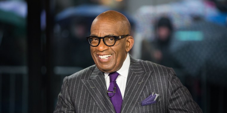 Pictured: Al Roker on Friday, March 2, 2018