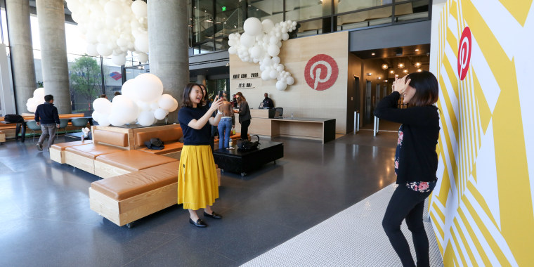 "On April 20, 2018, more than 1,000 Pinterest employees stepped away from their desktops for the company's fourth annual, ""Knit Con,"" so-named because ""knitting"" — or being met with diverse viewpoints — is a core corporate value for the San Francisco-based tech company."