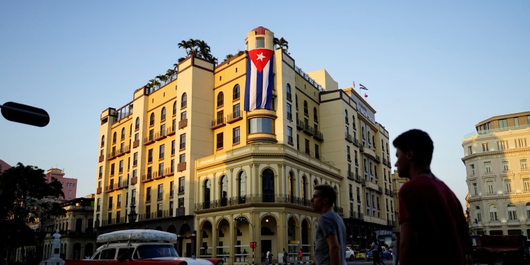Sharp decline in US travel to Cuba spurs overall drop in tourism