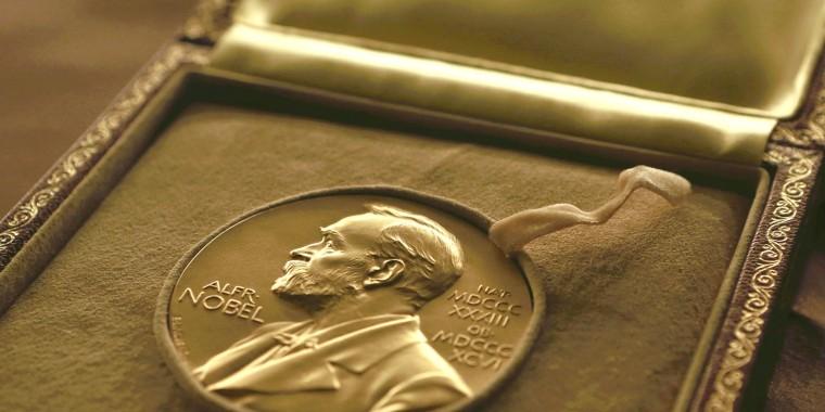 Image: Nobel Prize Ceremony