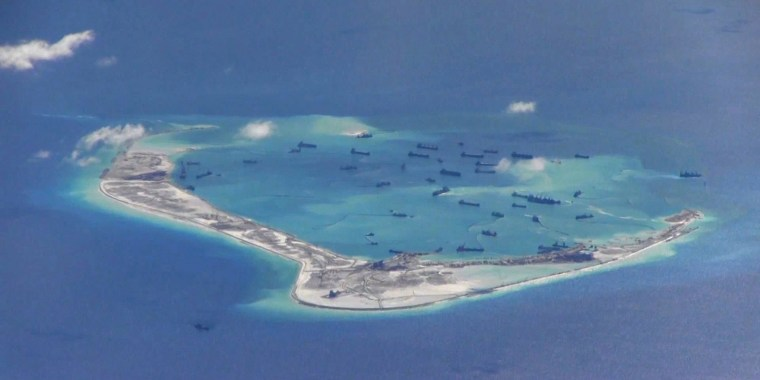 Image: Spratly Islands