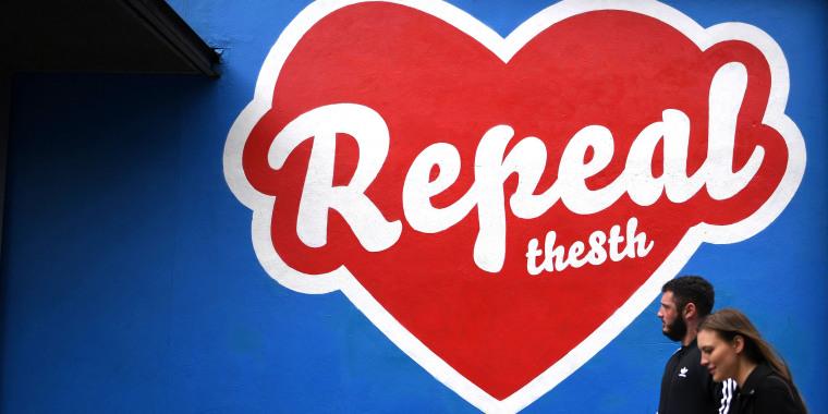 Image: Referendum on abortion law