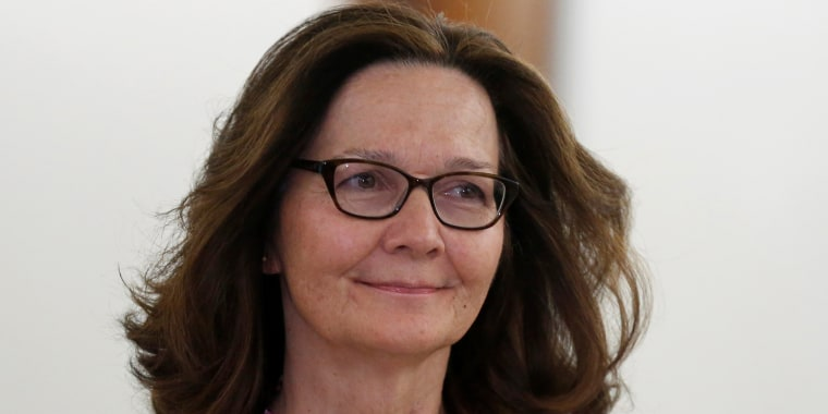 CIA nominee Gina Haspel vows not to restart harsh interrogations