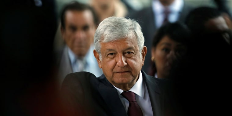 Who is Andrés Manuel Lopez Obrador Presidential Candidate