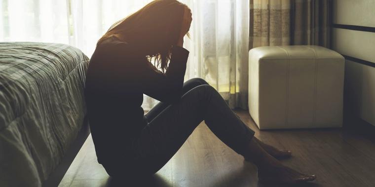 Image: Depression