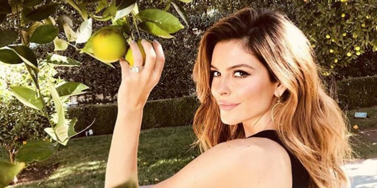 Maria Menounos said the brain tumor changed her whole perspective on life.