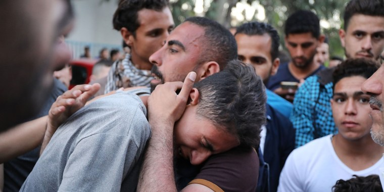 Image: Tensions In Gaza Remain High After Continuous Border Clashes With Israel
