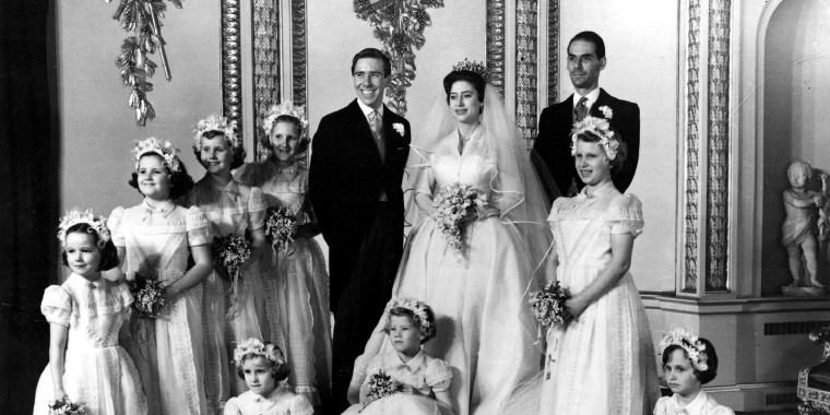 Image: Princess Margaret wedding