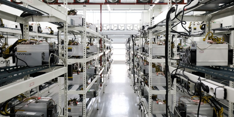 Inside a Cryptocurrency Mine in South Korea