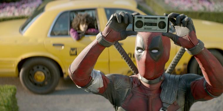 Image: Ryan Reynolds stars as Deadpool in Twentieth Century Fox's DEADPOOL 2.
