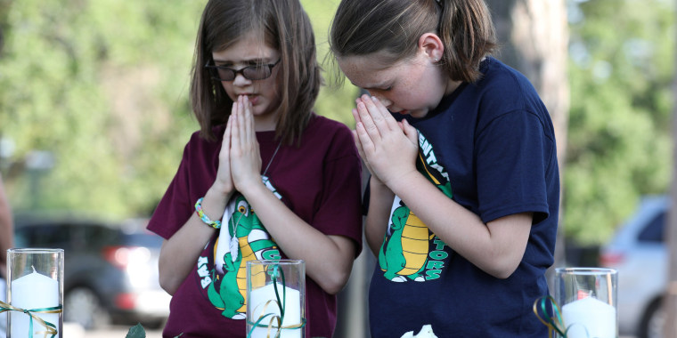 Exchange Student, Teacher With Lust For Life Among Those Killed In Texas School Shooting-3699