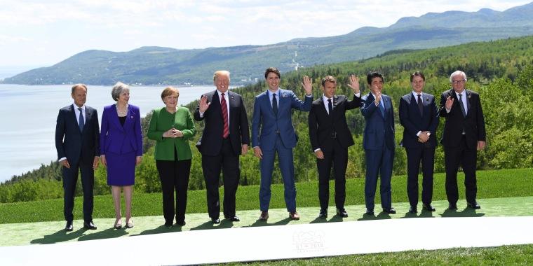 Image: CANADA-G7-SUMMIT