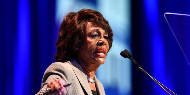 Rep. Maxine Waters: I think there is collusion in order to undermine the Democrats