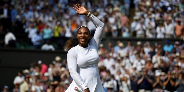 Image: Serena Williams