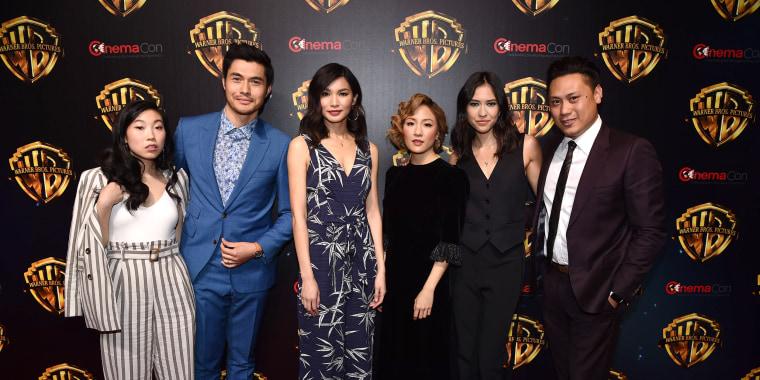 Image: Warner Bros. The Big Picture 2018 at Cinemacon 2018, Las Vegas, NV, USA - 24 April 2018