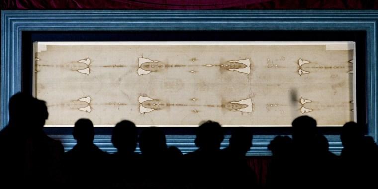IMAGE: Shroud of Turin