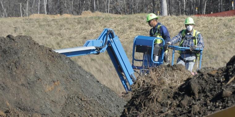 Image: Coal Ash Excavation