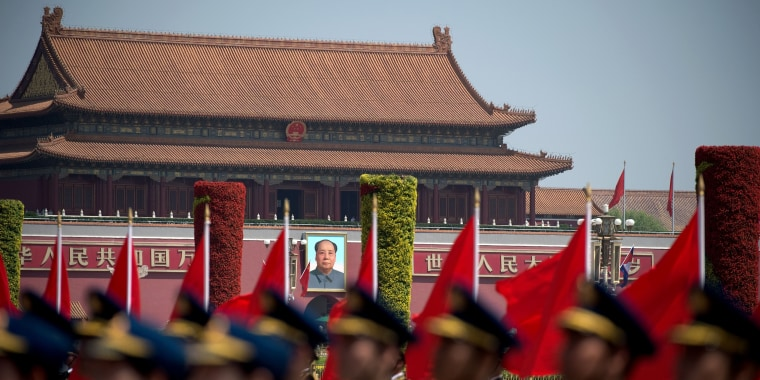 Image: Tiananmen Square
