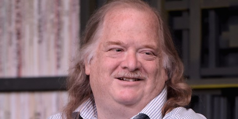 Image: FILE: Restaurant Critic Jonathan Gold Dies at 57