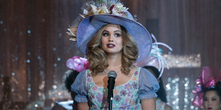 """Image: Debby Ryan in a scene from """"Insatiable"""""""