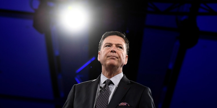Comey on Mueller probe: It's been incredibly effective