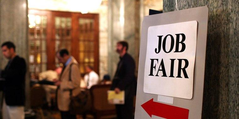 Image: Career Fair