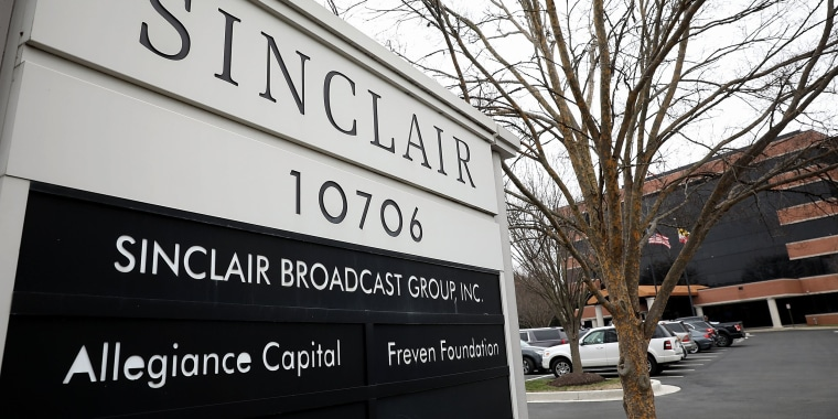 Image: Sinclair Broadcasting Corporation