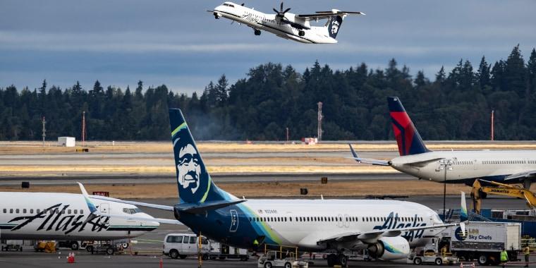 Image: Stolen plane crashes