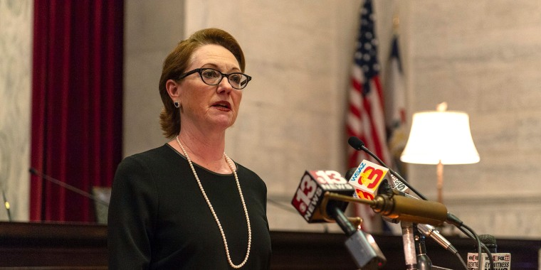 Image: West Virginia Supreme Court Chief Justice Robin Davis