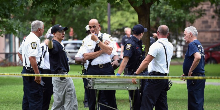 At least 42 suspected overdoses in Connecticut park caused by synthetic marijuana