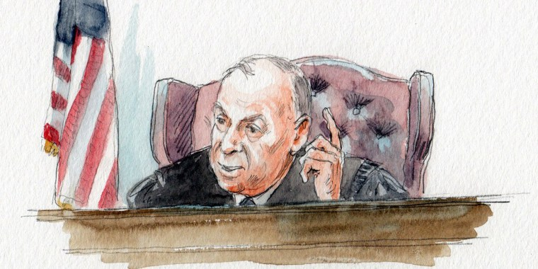 Image: Judge T.S. Ellis