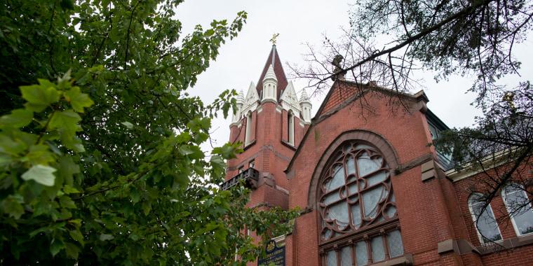Image: Saint Patrick Shrine Church