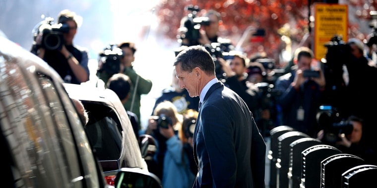 Mike Flynn to be sentenced in December
