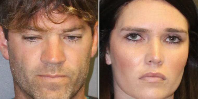 Grant William Robicheaux, 38, and Cerissa Laura Riley