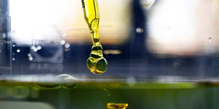 Image: Cannabidiol (CBD) Oil