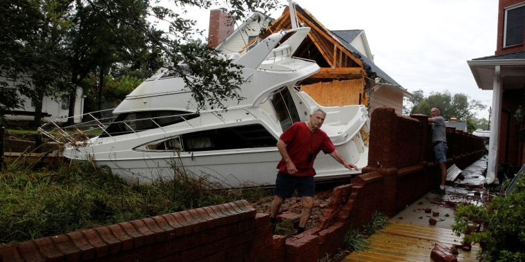 Image: New Bern Hurricane Florence