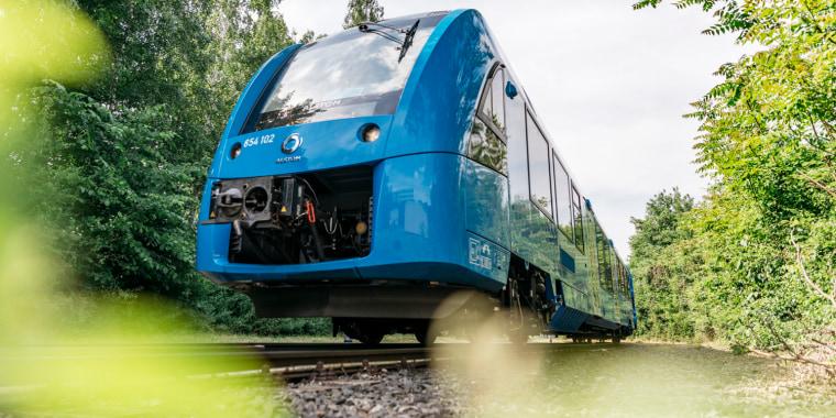 Image: Coradia iLint train
