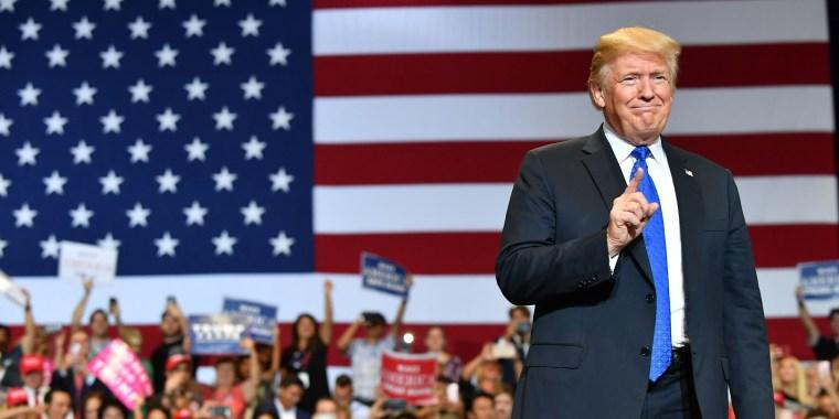 Image: Donald Trump Vegas Rally