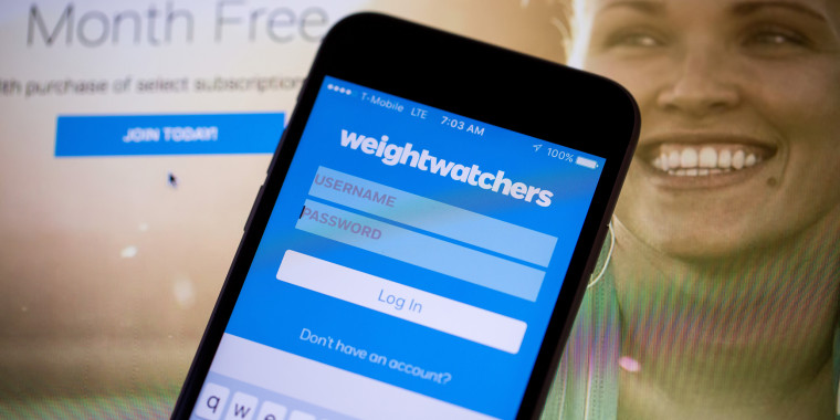 Image: Weight Watchers International Inc. Products Ahead Of Earnings Figures