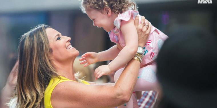 Savannah Guthrie on managing stress and finding happiness every day