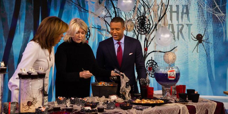 Martha Stewart's tips for throwing a fun kids' Halloween bash