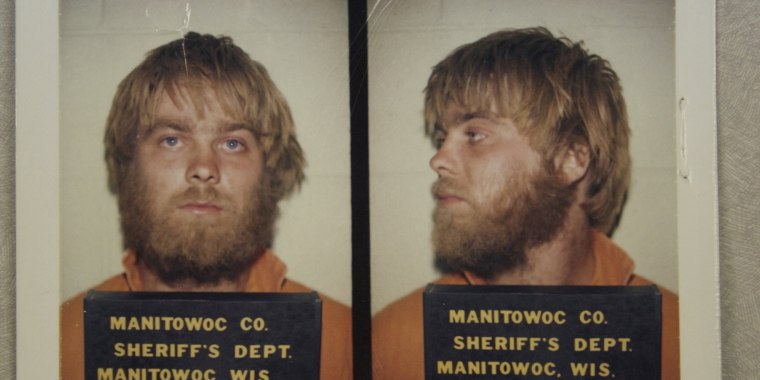 """Image: Steven Avery is shown in a booking photo from the Netflix documentary series """"Making a Murderer"""", in this handout provided by Netflix"""