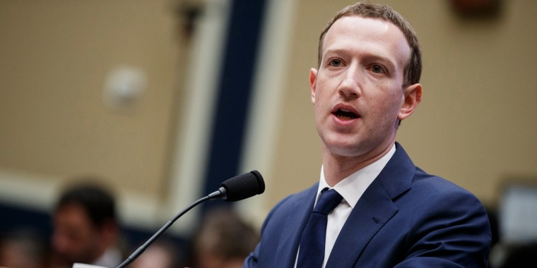 Image: Mark Zuckerberg testifies before the House Energy and Commerce Committee hearing