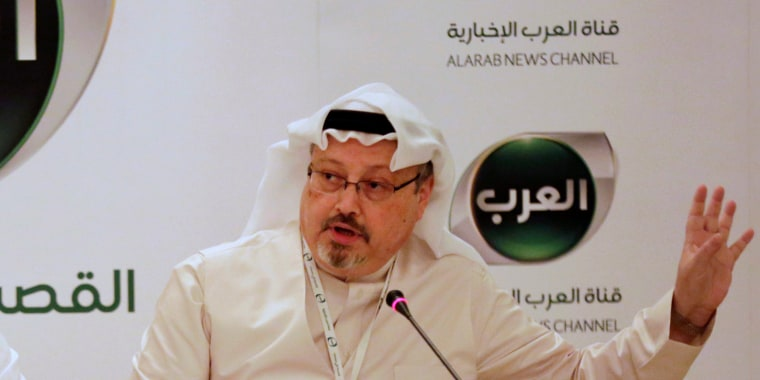 Trump floats 'rogue killers' on Khashoggi disappearance