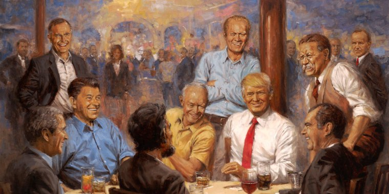 The Republican Club by Andy Thomas