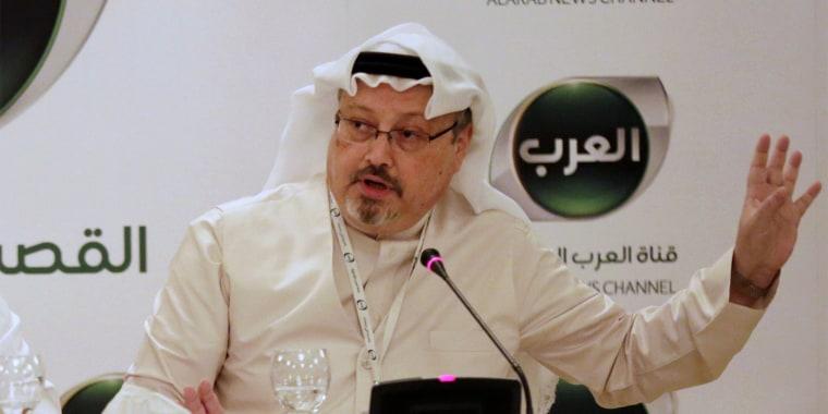 Washington Post publishes last Khashoggi op-ed before disappearance