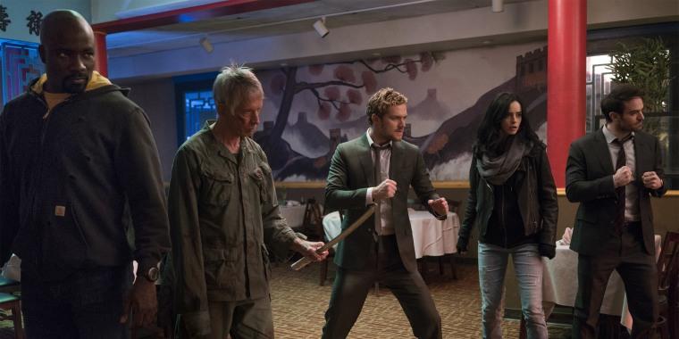 Image: Marvel's Defenders